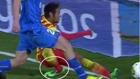 Barca đón tin vui: Chấn thương của Neymar không nghiêm...