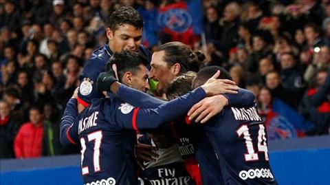 Guingamp vs PSG
