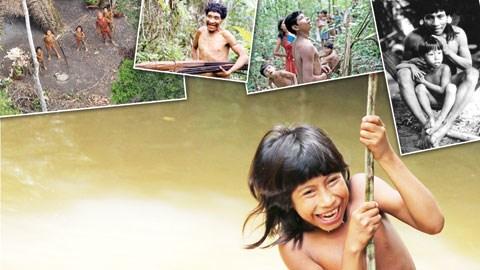 Cho đến năm 2007, các nhà nghiên cứu thống kê được 67 bộ lạc chưa từng tiếp xúc với thế giới bên ngoài, trên lãnh thổ Brazil.