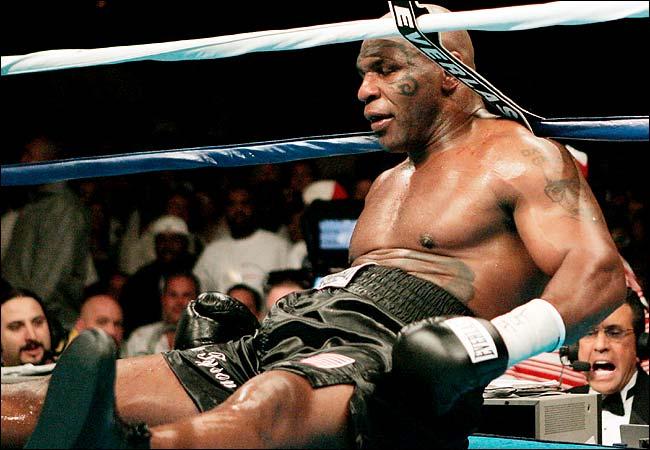12tyson650 Tự truyện sự thật không tranh cãi của Mike Tyson: Nước mắt của tiểu võ sĩ