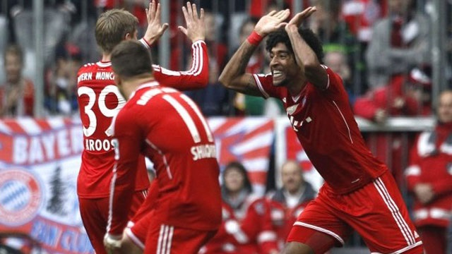 Hannover 96 vs Bayern Munich