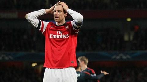 Thua trắng Bayern, hậu vệ Arsenal vẫn nói cứng