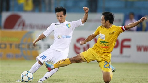 Thanh Hóa vs Hà Nội T&T