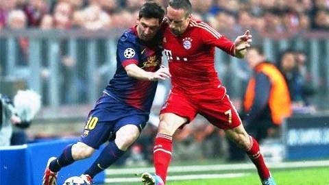 Bayern hay Barca mới là số 1 thế giới?