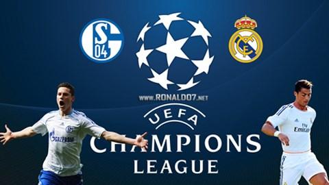 Đội hình dự kiến hai trận Champions League đêm nay
