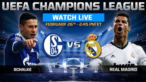 Những cuộc đối đầu tay đôi hấp dẫn trong trận Schalke - Real