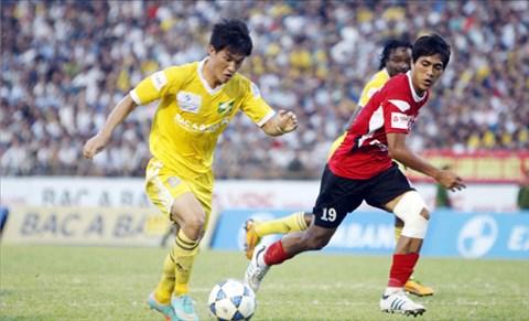 Công Vinh rất khát khao có được bàn thắng thứ 100 tại V-League.