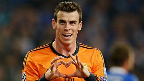 Gareth Bale đã có trận đấu được cho là hay nhất từ trước đến nay trong màu áo Real