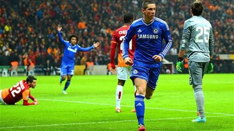 Fernando Torres đã ghi bàn trở lại, nhưng Chelsea vẫn không thể giành chiến thắng
