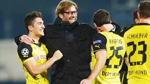 HLV Klopp đang giúp một Dortmund ít tiền gặt hái thành công