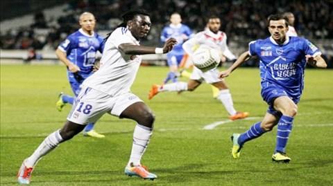 Lyon vs Chernomorets