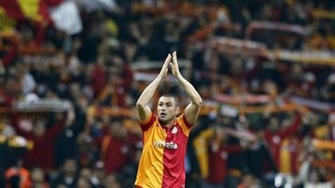 Yilmaz bị từ chối 1 bàn thắng vì Terry