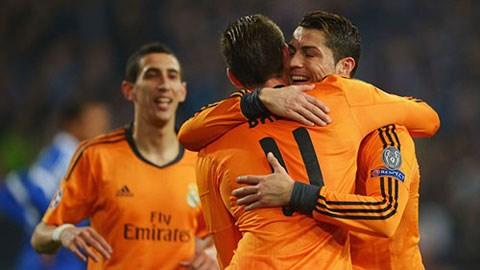 Cuối cùng, Real Madrid cũng đã giành được một chiến thắng trên đất Đức