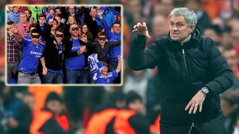 Mourinho muốn CĐV nhà cổ vũ máu lửa như CĐV Galatasaray