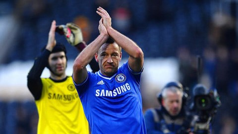 John Terry đang có một mùa giải ấn tượng cùng Chelsea
