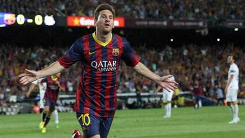 So với những mùa giải gần đây, Messi vừa trải qua một tháng 2 thành công nhất