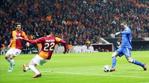 Torres và đồng đội tạm chiếm chút ưu thế trước Galatasaray ở lượt về