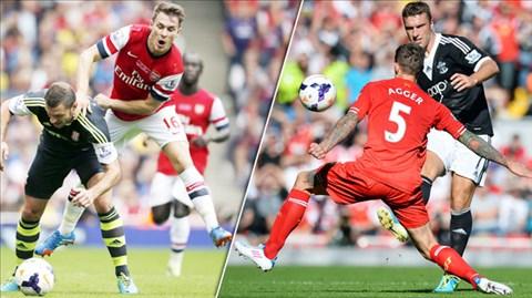 Stoke và Southampton chắc chắn sẽ gây nhiều khó khăn cho Arsenal và Liverpool
