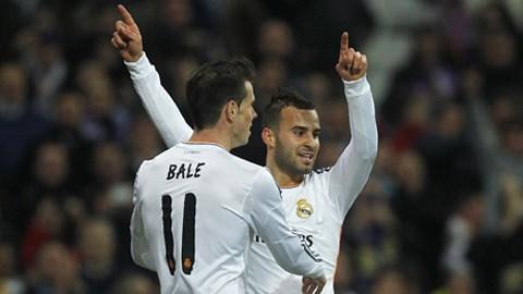 Jese sẽ trở lại làm kép phụ cho Bale và Ronaldo
