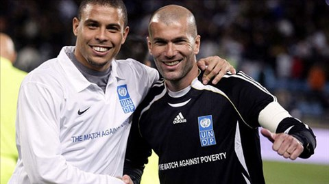 Video: Young Boys vs Ronaldo Zidane and Friends