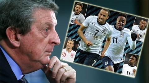 Roy Hodgson và những sự chọn lựa cho Tam Sư