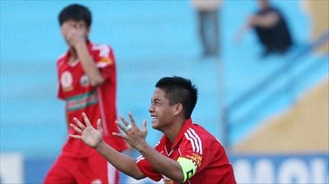 Lỡ cơ hội góp mặt ở giải hạng Nhất 2014, đội bóng Nam Định đang rất quyết tâm sẽ có mặt ở VCK giải hạng Nhì năm nay.
