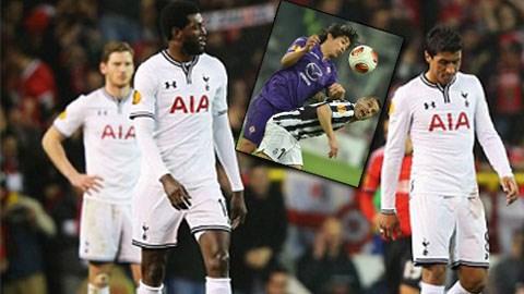 Spurs và Juventus gặp khó trước các đối thủ