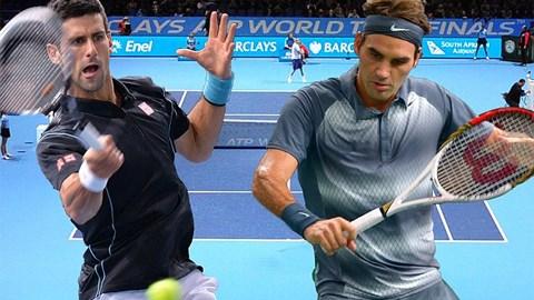 Federer và Djokovic tái ngộ trong trận Chung kết