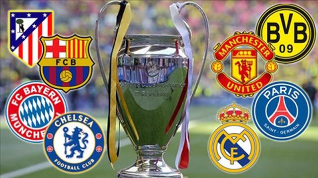 Lễ bốc thăm vòng Tứ kết - Cúp C1 2013/2014