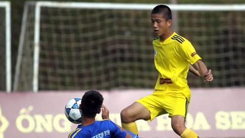 U19 Hà Nội T&T vs U19 Sông Lam Nghệ An