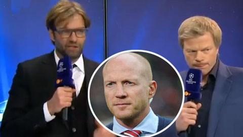 """Đụng chạm Sammer, Klopp bị Bayern """"đánh"""" hội đồng"""