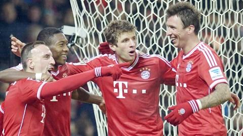 21h30 ngày 22/3, Mainz vs Bayern: Thắng và chờ Đĩa bạc...