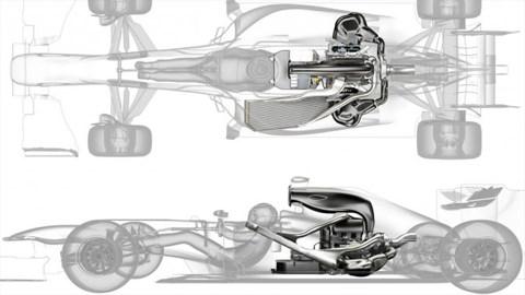 Động cơ xe F1 2014 nhận được quá nhiều lời chê bai