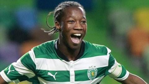 Sao trẻ của Sporting muốn tiếp bước Ronaldo và...