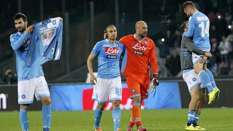 Napoli 2-0 Juventus: Chủ nhà đòi nợ thành công