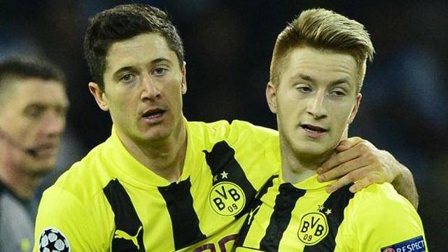 Borussia Dortmund vs Mainz 05