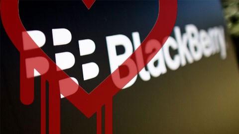 Liệu Heartbleed có không nguy hại gì đối với BlackBerry?
