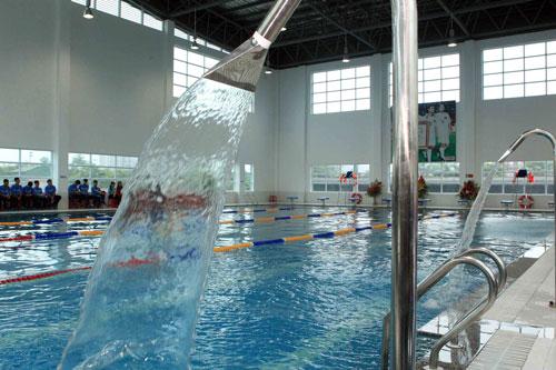 Thiết kế bể bơi với xây dựng bể bơi nhanh chóng