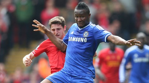 Mikel Obi cũng có mặt trong danh sách sơ bộ của ĐT Nigeria