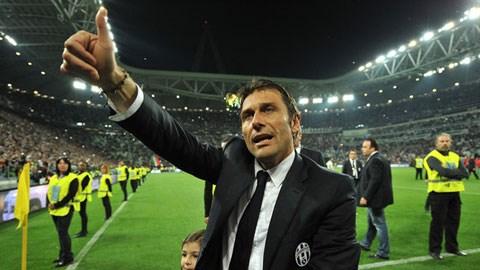 Chân dung nhà vô địch: Antonio Conte - Quý ngài Scudetto