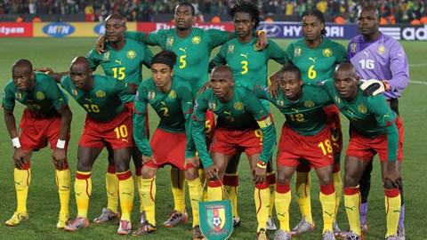 Đội tuyển Cameroon