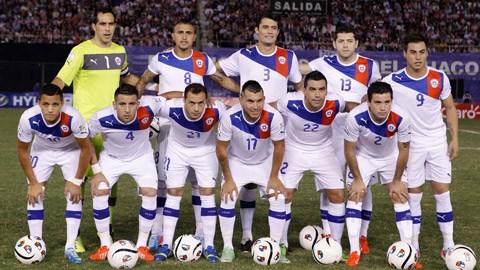 ĐT Chile