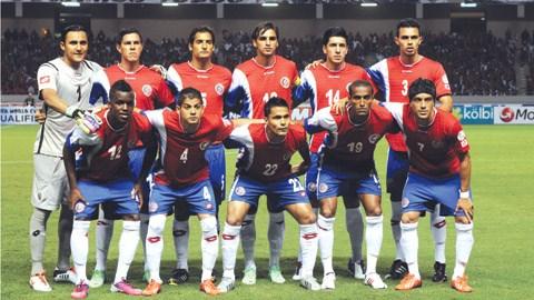 ĐT Costa Rica