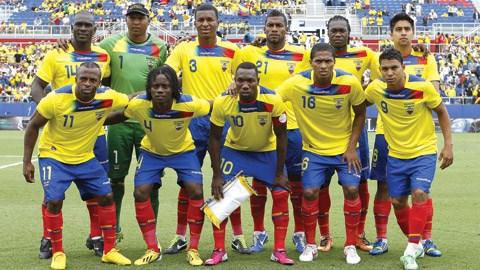 ĐT Ecuador