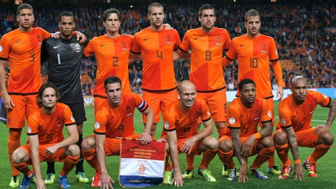 ĐT Hà Lan