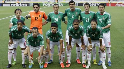 Đội tuyển Mexico