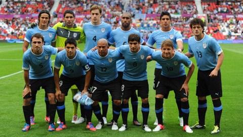 ĐT Uruguay
