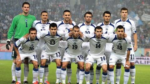 Đội tuyển Bosnia & Herzegovina