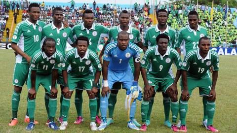 Đội tuyển Nigeria