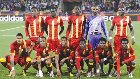 Đội tuyển Ghana